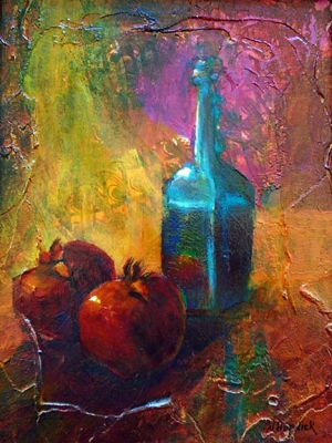 "Nancy Horwick, ""Poms and Port"""