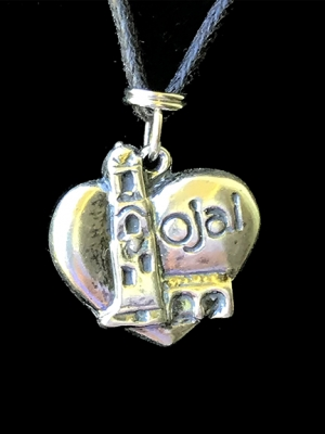 "Colleen McDougal ""Ojai Heart Charm"""