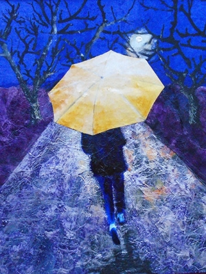 "Nancy Horwick, ""His Umbrella"""